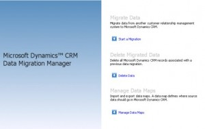 Dynamics Data Migration Manager-2