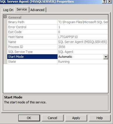 SQL Mirroring Configuration Manager