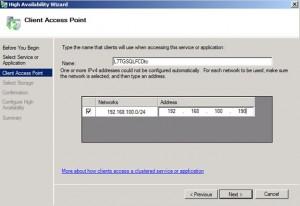 Define Access Point