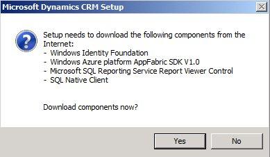 Microsoft Dynamics CRM 2011 Evaluation – Part 1 | Level 7 TechnoBlog