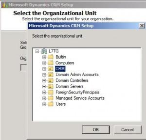 AD Organizational Unit
