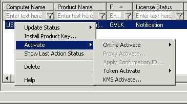 Windows Activation using KMS | Level 7 TechnoBlog