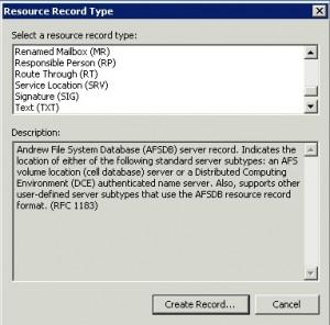 DNS_srv_Record