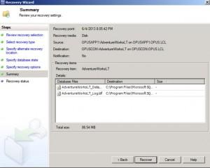 DPM_SQL#31