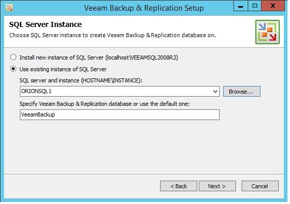 Upgrade Veeam 6.5 to 7.0